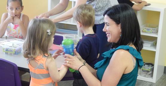Full Spanish Immersion Child Care Center